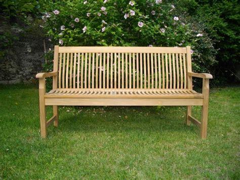 Banc Jardin Bois by Bancs De Jardin Pour Profiter Pleinement Des Beaux Jours