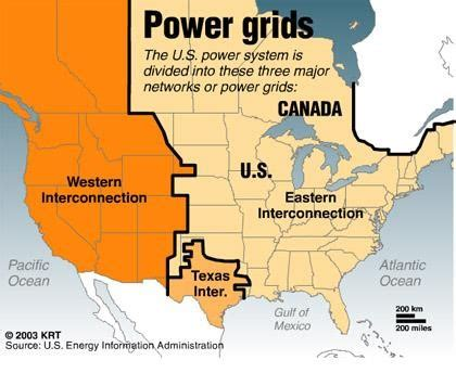 map us power grid the us power grid is a mess and it s costing us billions