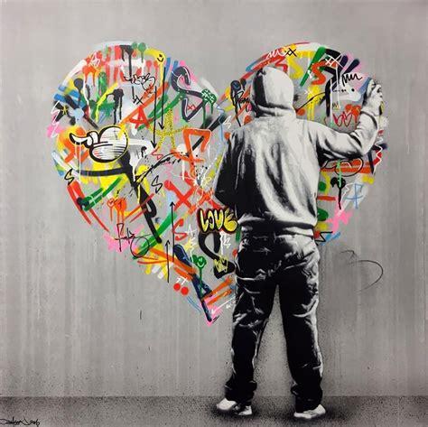 graffiti colorati  monocromatismi nella street art