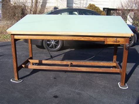 Craigslist Drafting Table with Craigslist Drafting Table Work Space Pinterest