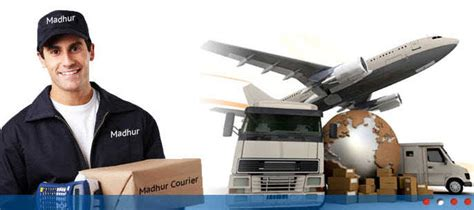 madhur courier madhur courier tracking madhur courier status