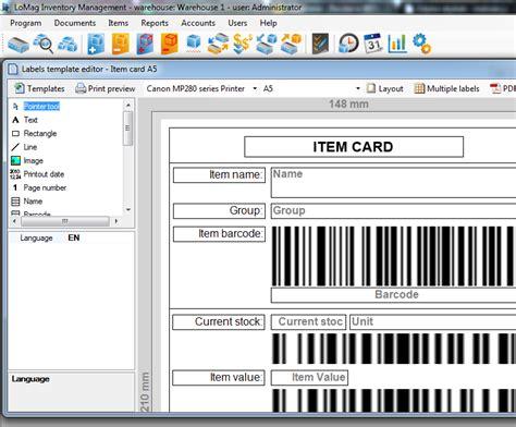 label design tool label designer user s manual