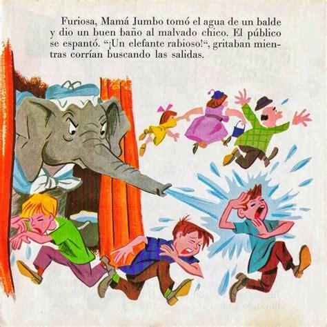 cuentos de disney cortos cuentos infantiles dumbo cuento ilustrado