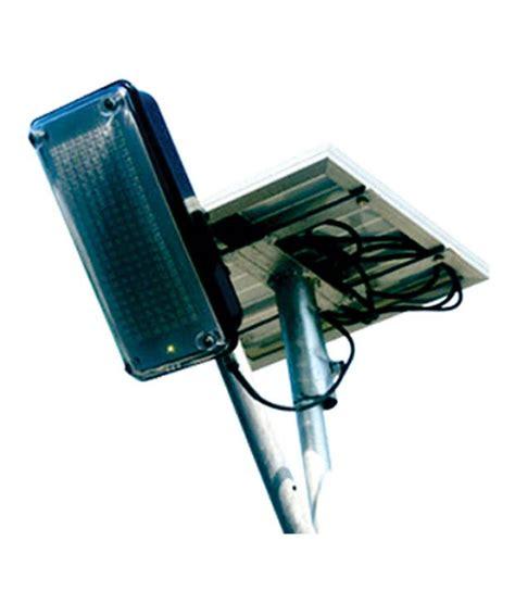 do solar lights need batteries grois energy 7w solar light with inbuilt battery