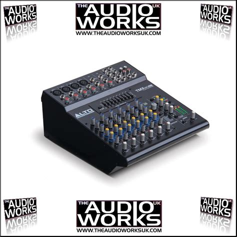Power Mixer Soundbest 8ch Js 8d Power Mixing alto tmx80 dfx 700w 8ch powered mixer with effects audio works