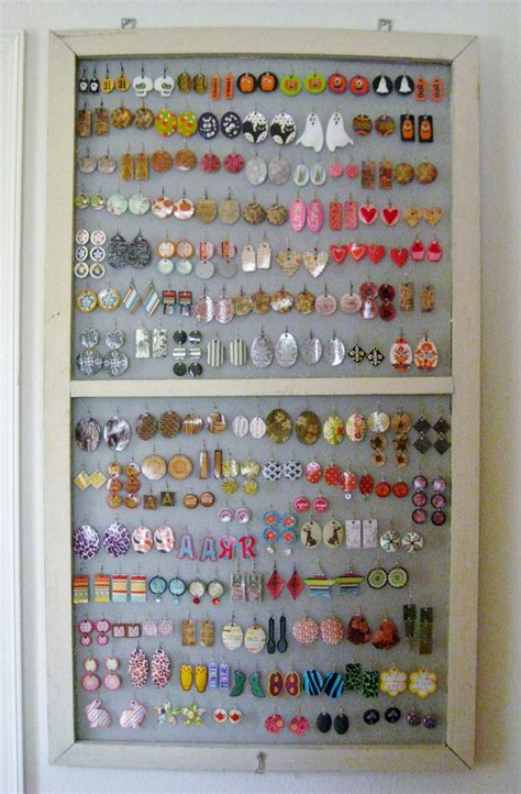 upcycled jewelry organizers lulabelle handicrafts