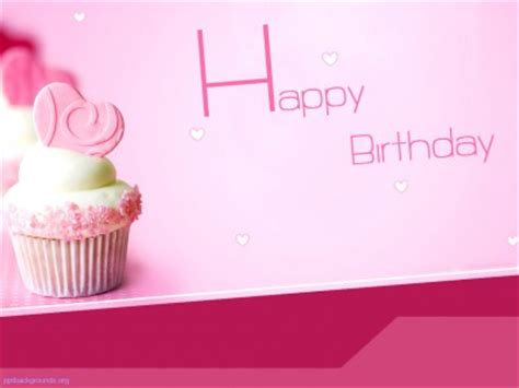 powerpoint template for birthday card free pink happy birthday with cake backgrounds for