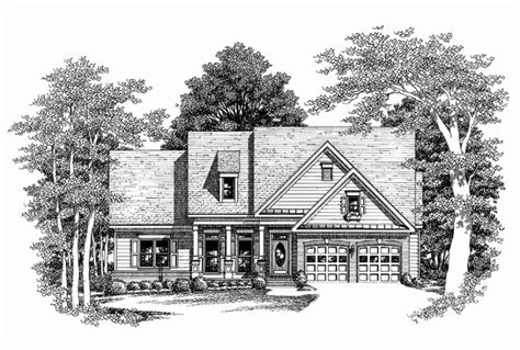 House Plans With Porches On Front And Back by Eplans Country House Plan Covered Front And Back Porches
