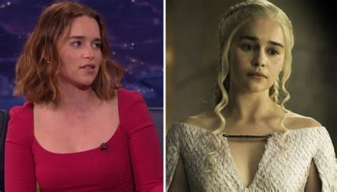 couch turner game of thrones emilia clarke on conan watchers on the wall a game of