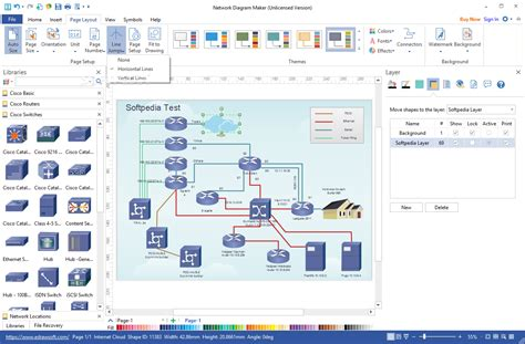 network diagram builder diagram maker 28 images 5 best free fishbone diagram