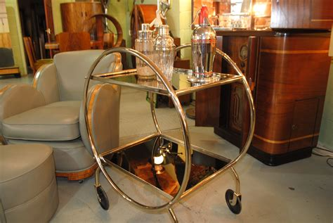 art deco drinks art deco savoy drinks trolley cloud 9 art deco