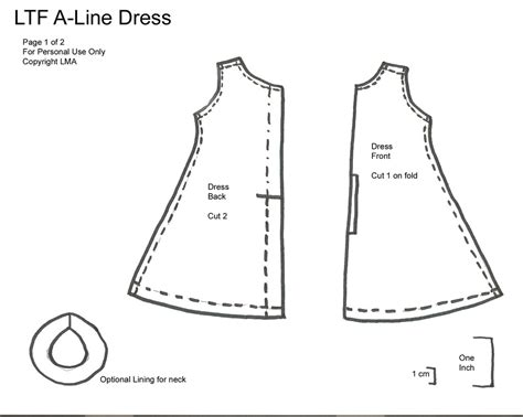 pattern ai line lma a line dress pattern pt1 v2 these are the pattern
