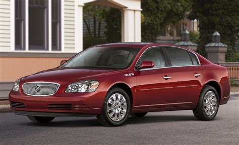 buick lucerne 2009 cxl car and driver