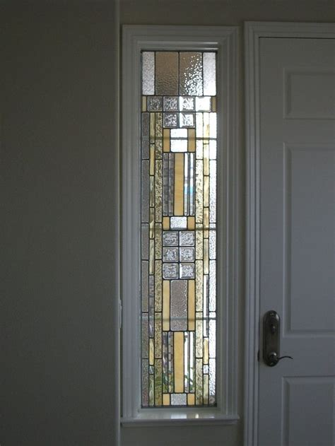 Sidelight Windows Photos Stained Glass Design Showcase Sidelight Window For The Home Glass Design