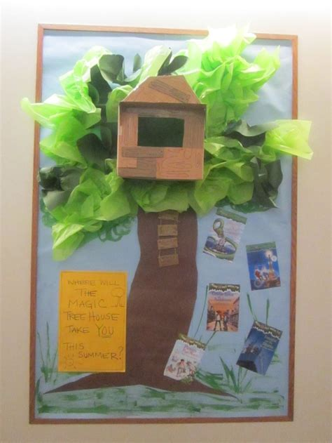 the magic tree house quot where will the magic tree house take you quot bulletin boards pinterest magic tree