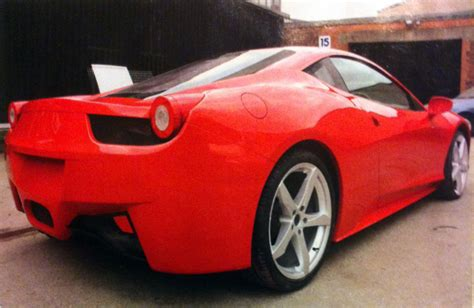 replica ferrari 458 italia ferrari 458 italia replica by dna special cars replicars