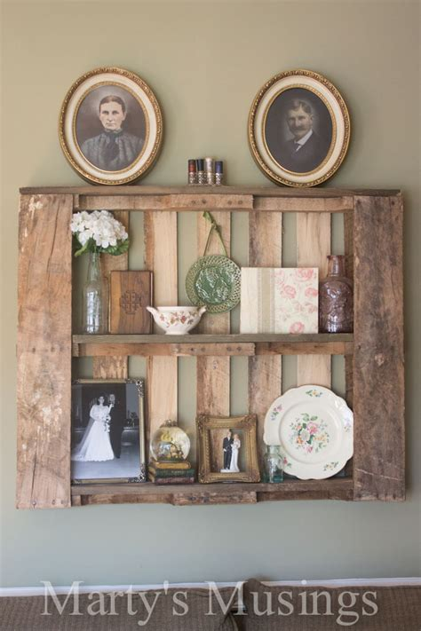 hometalk easy pallet ideas marty s musings s