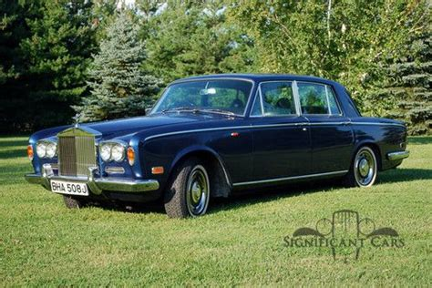 buy used 1970 rolls royce silver shadow 10k in