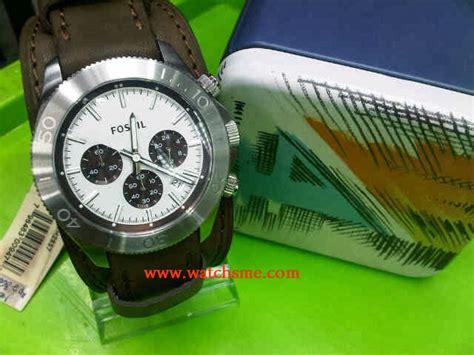 Fossil 3 2cm Kulit jam tangan fossil original