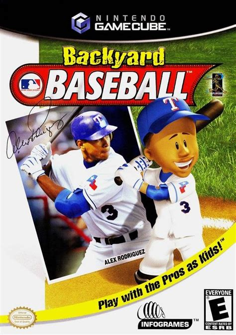 list of backyard sports games backyard baseball