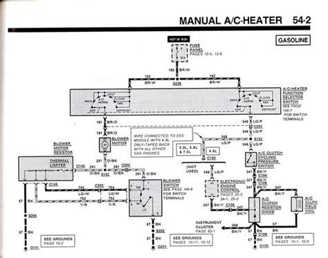1990 ford bronco 2 wiring diagram wiring diagram