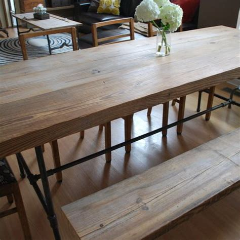 thin dining table with bench dining table bench long and narrow with benches pushed