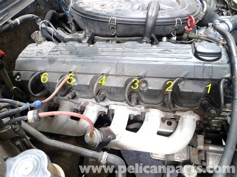 how to remove wire caps mercedes 190e spark plugs wires cap and rotors