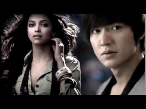 film romance lee min ho lee min ho deepika s love story youtube