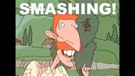 Smashing Meme - smashing nigel thornberry trap remix youtube