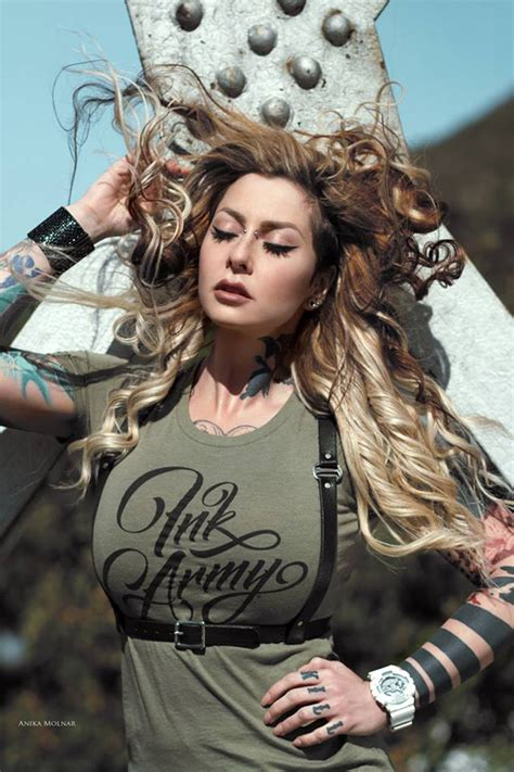 Transition To Natural Hair Styles - south african tattooed model ink army