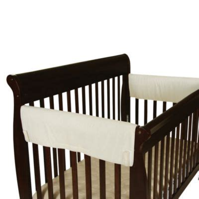 Leachco Easy Teether Crib Rail Cover by Leachco 174 Easy Teether Large Side Rail Crib Rail Covers Set Of 2 Buybuybaby