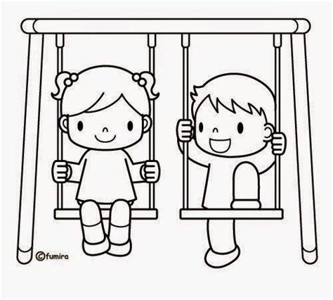 imagenes de niños jugando en un columpio para colorear mejores 52 im 225 genes de educaci 243 n para los ni 241 os en