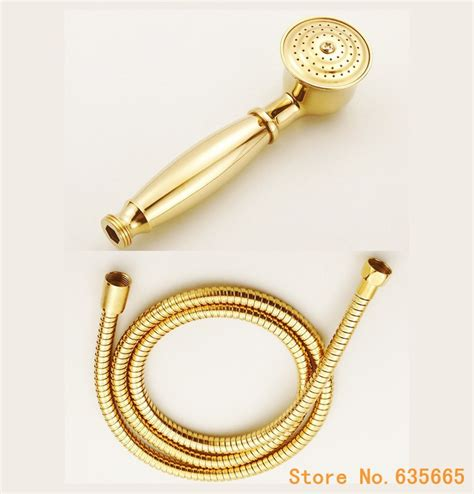 aliexpress quality reddit aliexpress com buy luxury gold bathroom shower head 1 5