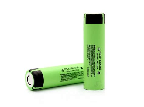 Battery Baterai Panasonic Ncr 18650 3400 Mah L Ion Original 100 panasonic 18650 3400mah 3 7v rechargeable li ion flat top battery ncr18650b 18650 batteries