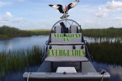 everglades fan boat tour shark valley airboat tours in miami florida east everglades