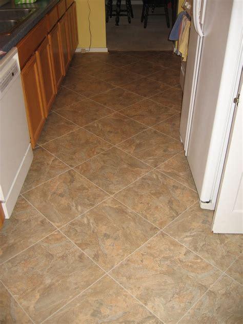 Show 16x16 Tile Kitchen Floor   Morespoons #d698f6a18d65