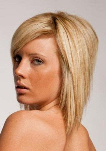 bob hair styles with long sides bobs long side bangs and inverted bob on pinterest