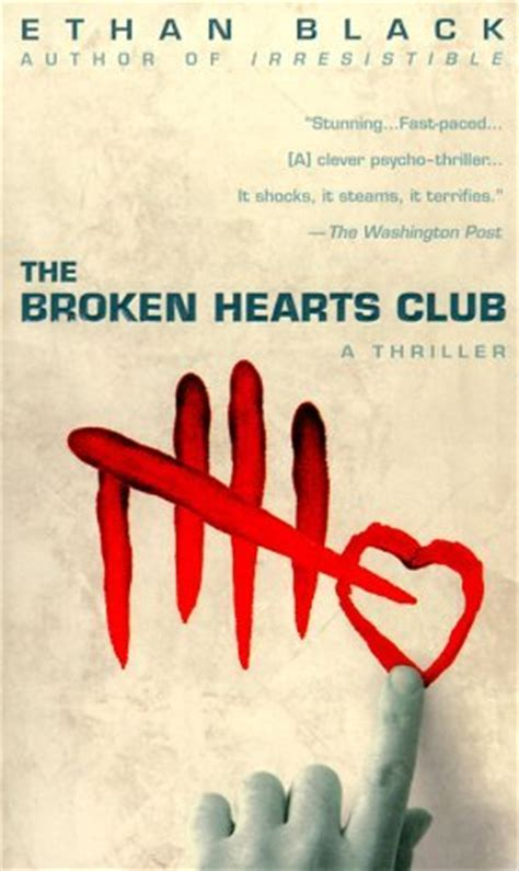 the broken books the broken hearts club by ethan black reviews