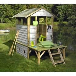 cabane pour enfants bois arthur achat vente