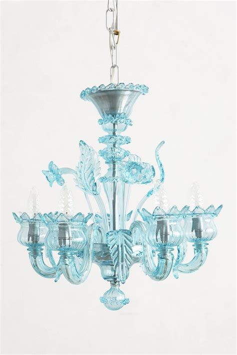 Sea Glass Chandelier Anthropologie Images Home Furniture Sea Glass Chandelier