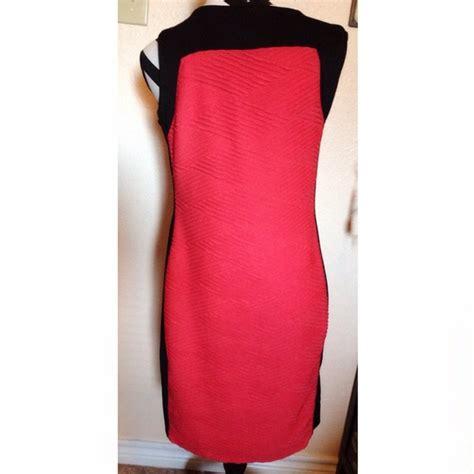 Enfocus Studio Dress enfocus studio sold pink black bandage dress from becky s closet on poshmark