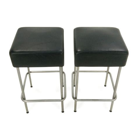 ikea bar stools leather black faux leather bar stool ikea black faux leather bar