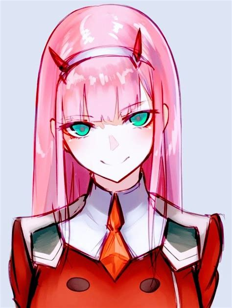 Anime Zero Two by Zero Two In The Franxx Gg Anime Best