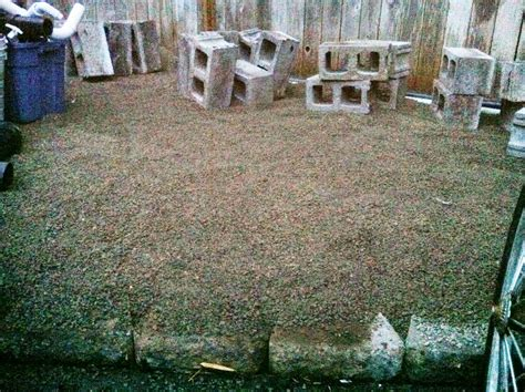 One Yard Of Gravel Coverage 1 Yard Of Gravel Coverage Home Improvement