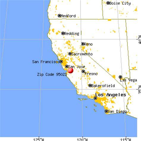 california map hollister 95023 zip code hollister california profile homes