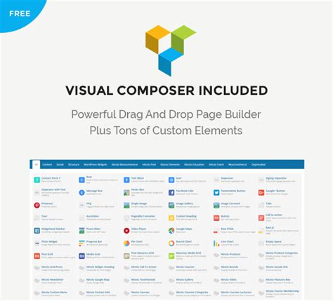 themeforest after effects univero education lms courses wordpress theme