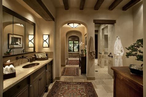 mediterranean style bathrooms master bathroom new home bathroom
