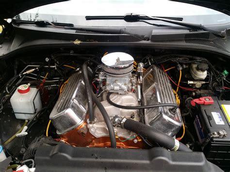 2005 Kia Sorento Motor Weirdest Engine Kia Sorento With Chevy 468 Big