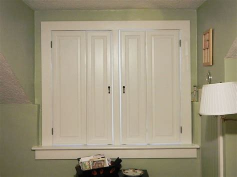 Raised Panel Interior Window Shutters by Best 25 Interior Window Shutters Ideas On