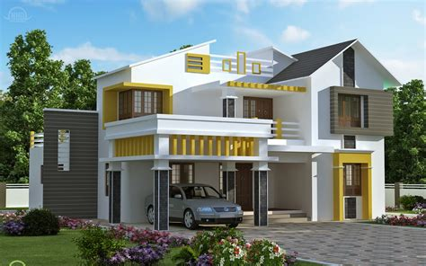 how to design a new house kerala home design at 3075 sq ft new design home design